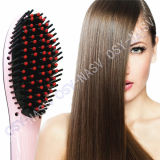 2016 Beautiful Star LCD Electric New Hair Straightener Brush Comb