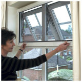 Fireproof Mesh Smart Fitted Rolling Window Fly Screen