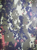 Fy-DC02 Digital Camouflage Printing 600d Oxford Polyester Fabric