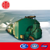 2MW Power Plant Steam Turbine with Boiler and Generator