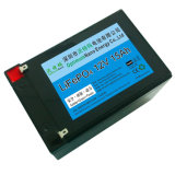 OEM Smaller Rechargeable Lithium Ion Battery 12V 15ah