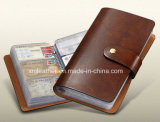 Fashion Leather Card Holder Wallet, ID Card Case