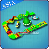 Inflatable Commercial Floating Water Park, Ocean Water Park, Lake Floating Parks