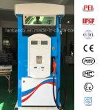 Gilbarco Design Double Nozzle Fuel Dispenser with Tokheim Pump