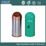 Self-Closing Round Bullet Trash Can for Sale