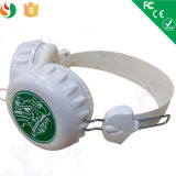 Newest Promotional Beer Cap Shaped Headphone (LX-144)