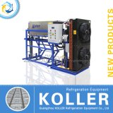 New Technology Directly Cooling Block Ice Making Machines