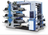 High Speed Six Color Flexo Printing Machine for Sale