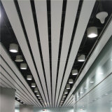 2020 Fashionable C-Shaped Suspended Aluminum Metal Strip Ceiling