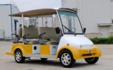 Passenger Bus Design 6 Seater Electric Sightseeing Car on Sale