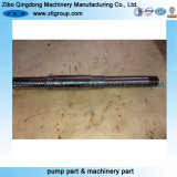 Stainless Steel CNC Machining Shaft for Pumps and Mining Equipments