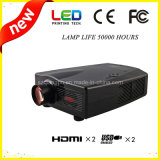 1080P HD Home Theater with TV, HDMI, Video LED Projector (SV-800)