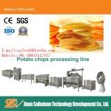 Ce Standard Semi-Automatic Fresh Potao Chips Production Line