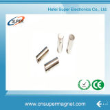 Permanent N38 Sintered Cylinder NdFeB Magnet for Motor