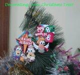 Attractive Rubber Christmas Tree Ornamen
