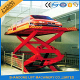 3t 5m Automated Hydraulic Parking System with Ce