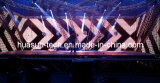Light Soft LED Video Curtain Drapery for Stage Background