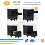 High Quality 3 Drawer Mobile Pedestalcabinet/Movable File Cabinet