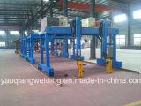 Profile Steel H / T Beam Automatic Welding Machine