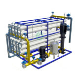 Globally 1st Creative RO System UF Water Treatment Plant
