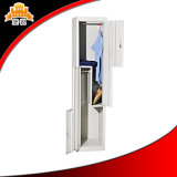 Two Door Z Shape Metal Narrow Locker