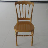 Gold Resin Napoleon Chair for Weddings