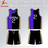Any Logo Mens Team Club Sublimation Basketball Jersyes Set Custom Design