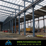 Sandwich Wall Panels Steel Structure for Warehouse (PTW)