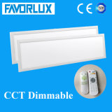295*1195 40W CCT Dimmable LED Panel Light From Favorlux