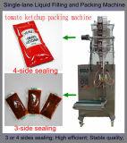 Single-Lane 3or4 Sides Sealing Liquid Packing Machine (ketchup; tomato paste)