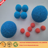 Rubber Sponge Condenser Cleaning Ball/Customized