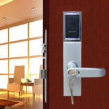 Hotel or Apartment Security Lock for Wooden Door