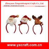 Christmas Decoration (ZY16Y118-1-2-3 21CM) New Design Christmas 2015 Christmas Bow