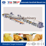 Hot Sale Save Labor Hard and Soft Biscuit Baking Machine