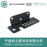 Black Metal Bracket for Metal Parts