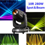 10r Beam Spot Wash Moving Head with Adjustable Focus Glasses