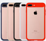 New Transparent Color Slim TPU+PC Hybrid Case Cover for iPhone 7/iPhone 7 Plus/6/6s/6 Plus