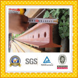 High Quality Steel Rail for Mining Locomotive Use