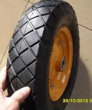Flat Free Wheel 4.00-8)