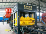 Concrete Hollow Block Making Machine (LTQT10-15)