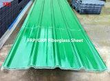 FRP/GRP Fiberglass Glassfiber Translucent Corrugated FRP Panel Board