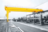 Semi-Gantry Crane with Electric Hoist