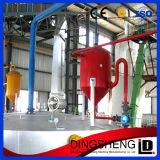 Made in China 20t-2000tpd Corn Oil Extract Process Equipment