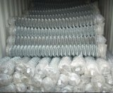 Galvanized Chain Link Fence/Diamond Wire Mesh for Sale