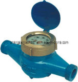 Multi-Jet Wet Type Rotary Vane Wheel Cold Water Meter