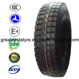 Hot Sale Truck Tyres with Big Block (11.00R20, 12.00R20, 12R22.5)