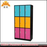 Steel Nine Door Employee Storage Cupboard Locker