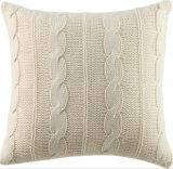 Good Quality Soft Knitted Plush Cushion