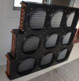 Black Colour Copper Condenser with Fan Cover