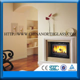 Fireplace Ceramic Glass